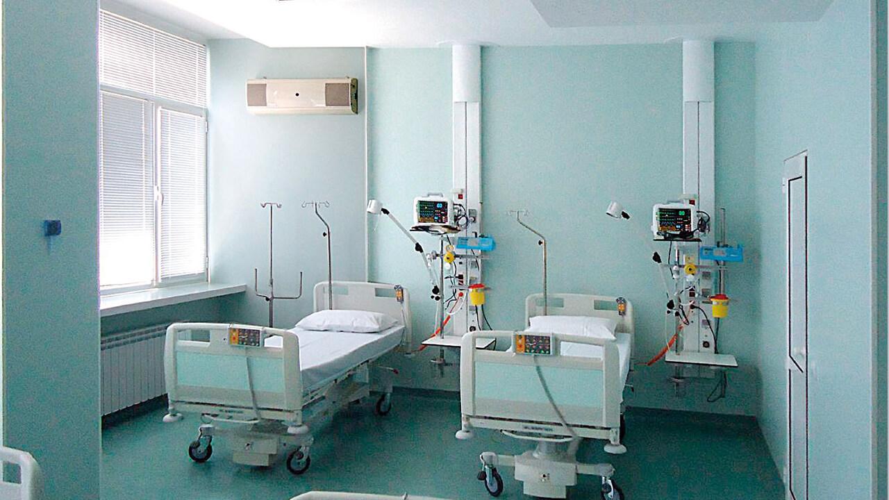 Μονάδα Απολύμανσης Αέρα σε Κλινική